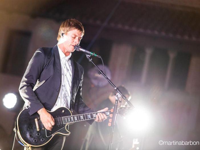 Interpol: le foto e la scaletta del concerto del 26 giugno al Sexto 'Nplugged