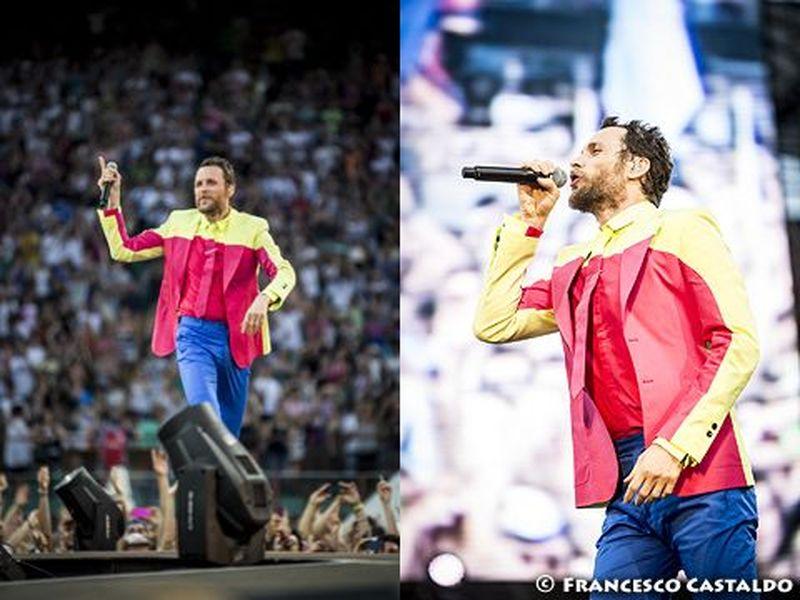 19 giugno 2013 - Stadio Meazza - Milano - Jovanotti in concerto