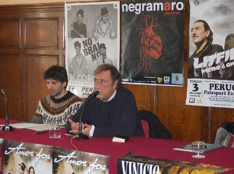 Perugia, addio al promoter Sergio Piazzoli