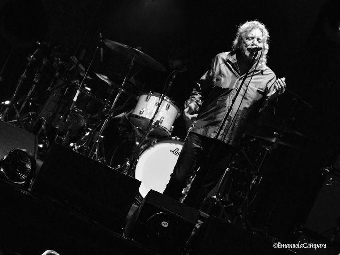 Robert Plant: 'Quando i Led Zeppelin sono stati un trio e io un cantante da matrimoni'