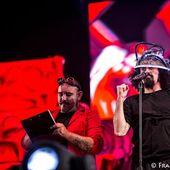 11 luglio 2014 - Ippodromo del Galoppo - Milano - Caparezza in concerto