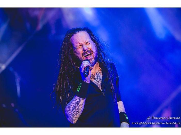 """Jonathan Davis (Korn): """"Ho sempre avuto un problema con la parola metal"""""""