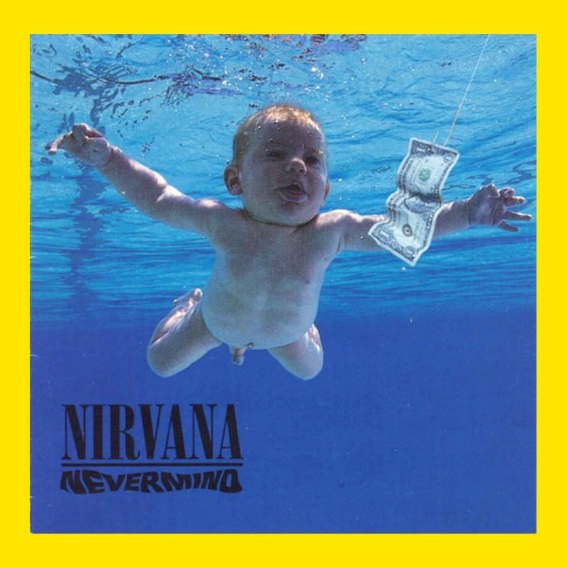 "Nirvana, ""Nevermind"" ha 30 anni: la storia di ""Lounge Act"""