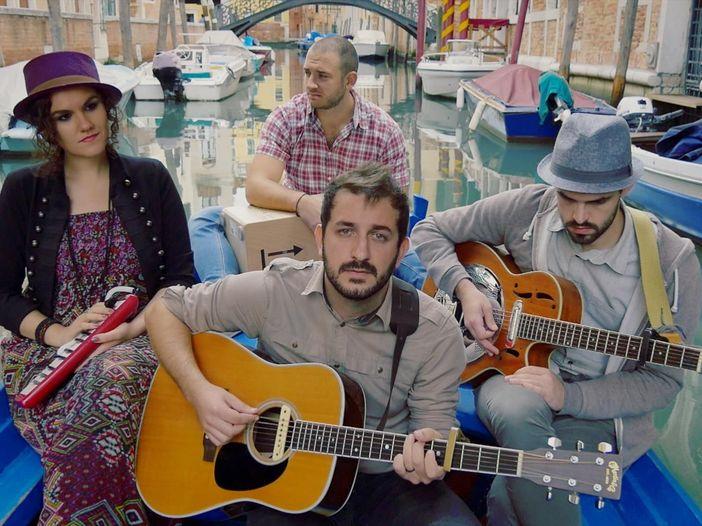 Indiemood sessions: Wefolk nei canali di Venezia - VIDEO