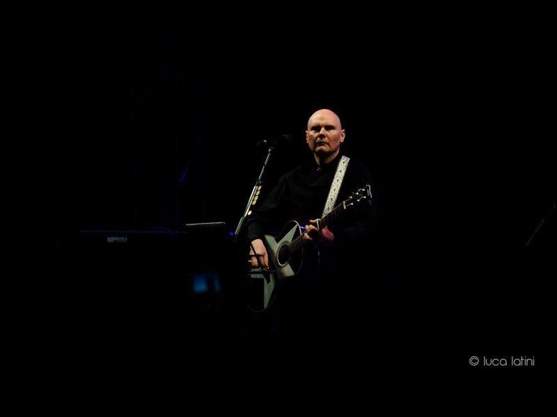 2 luglio 2019 - Sexto 'Nplugged - Piazza Castello - Sesto al Reghena (Pn) - Billy Corgan in concerto