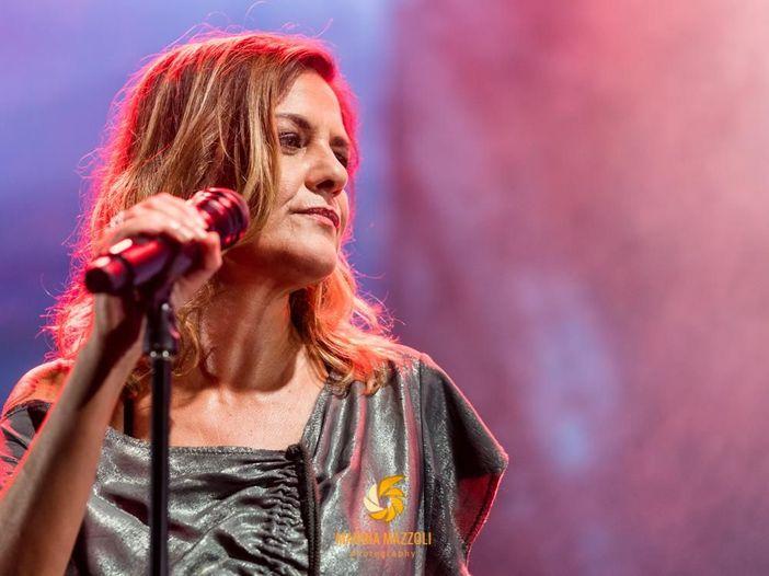 Irene Grandi: sospeso tutto il nuovo tour
