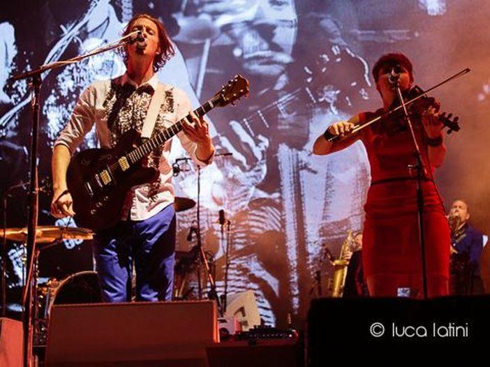 Arcade Fire: l'album 'Reflektor' è online in anteprima streaming - ascolta