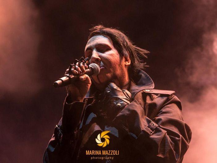Marilyn Manson, guarda il video diabolico di 'Cry Little Sister'