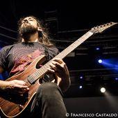 15 dicembre 2014 - Rock Tv Xmas Party - Fabrique - Milano - Destrage in concerto