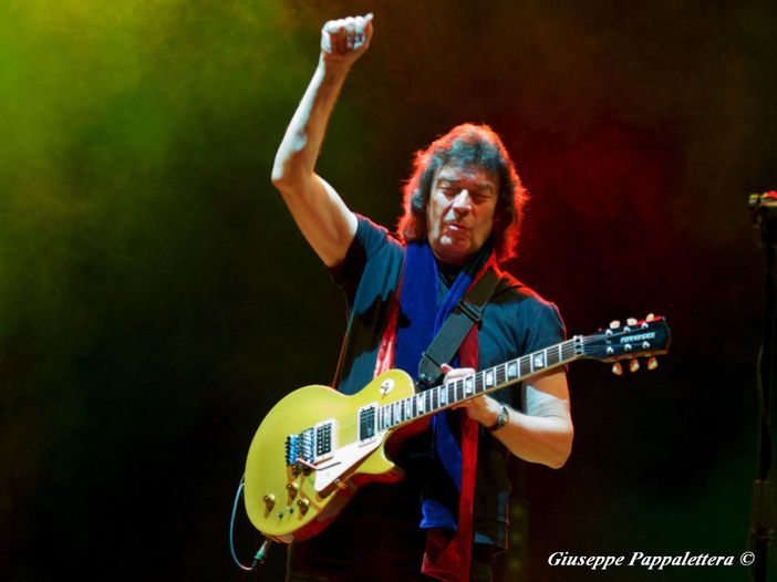 Steve Hackett annuncia 'The Seconds Out + More! Tour'