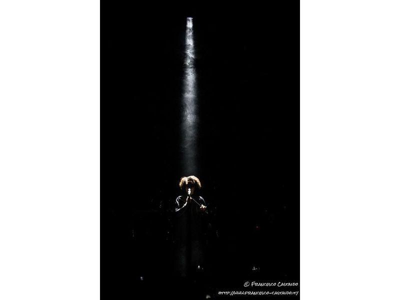 12 febbraio 2016 - Fabrique - Milano - Massive Attack in concerto