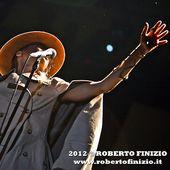 7 luglio 2012 - Villa Arconati - Castellazzo di Bollate (Mi) - Erykah Badu in concerto