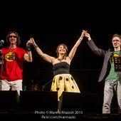 11 luglio 2013 - Carroponte - Sesto San Giovanni (Mi) - Cristina D'Avena & Gem Boy in concerto