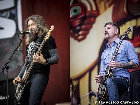 8 giugno 2013 - Sonisphere Festival - Arena Concerti - Rho (Mi) - Mastodon in concerto