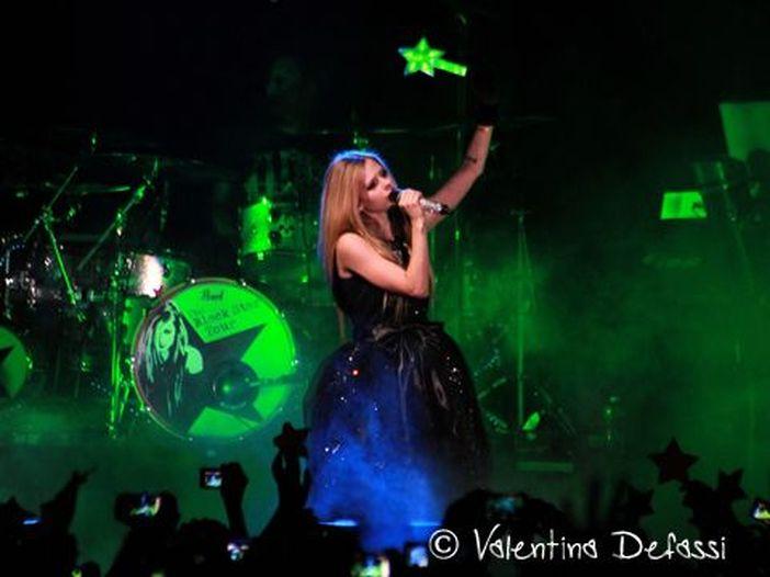 Concerti, Avril Lavigne: una data a Milano a marzo