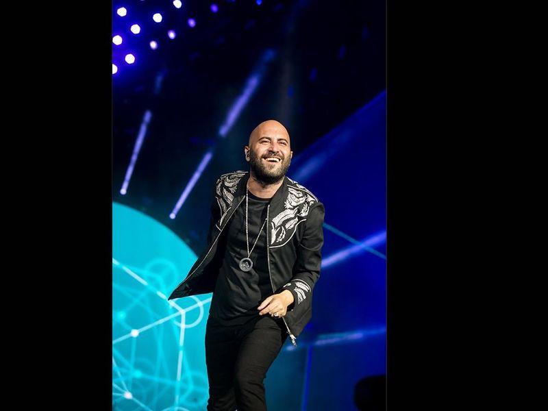 5 luglio 2018 - Stadio Adriatico - Pescara - Negramaro in concerto