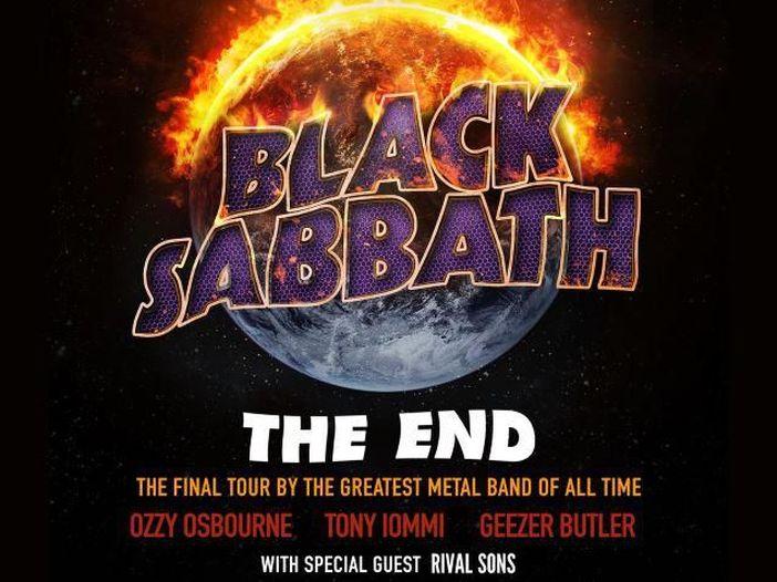 Tony Iommi (Black Sabbath): 'Potrei vivere altri 10 anni o uno solo, non lo so'