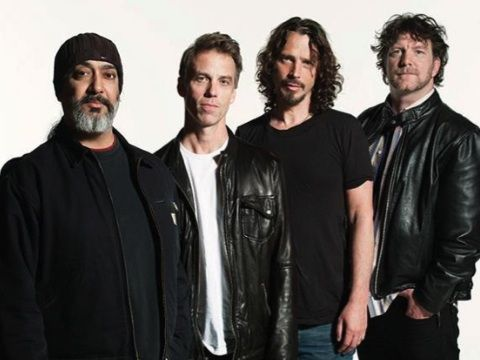 """Ultimo"" album dei Soundgarden in novembre"