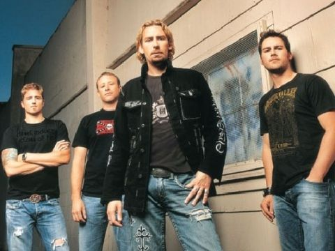 Nickelback, 'Here and now': 'Una scarica rock dedicata a chi ci definisce pop'