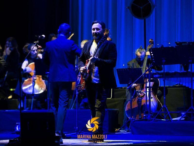 28 gennaio 2019 - Teatro Civico - La Spezia - Tiromancino in concerto