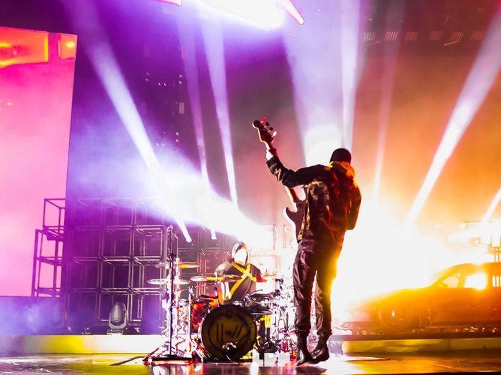 Twenty One Pilots al lavoro su un nuovo album
