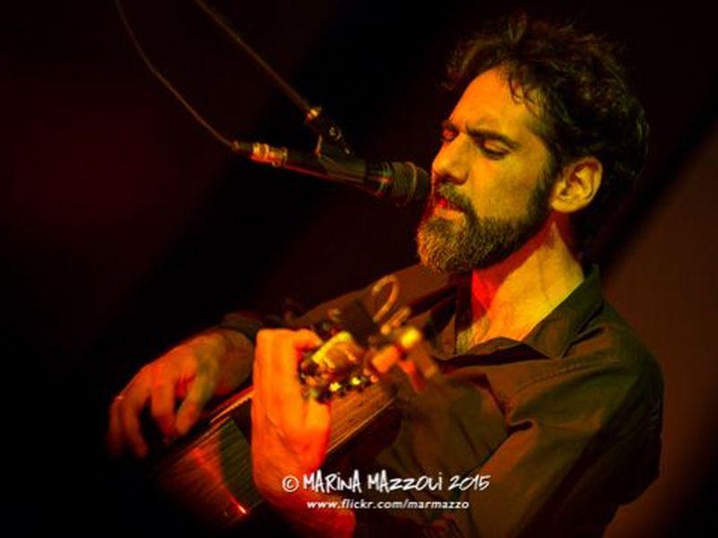 20 marzo 2015 - Crazy Bull - Genova - Damiano Fiorella in concerto