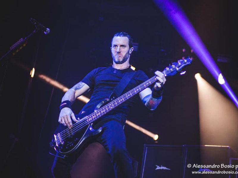 9 dicembre 2016 - Unipol Arena - Casalecchio di Reno (Bo) - Alter Bridge in concerto