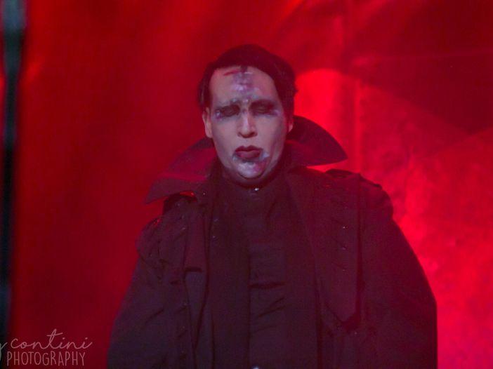 Marilyn Manson, Bowie ed Ozzy saranno zombie in un film horror?