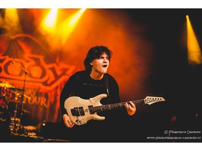 I Rhapsody con un nuovo batterista ed un chitarrista francese