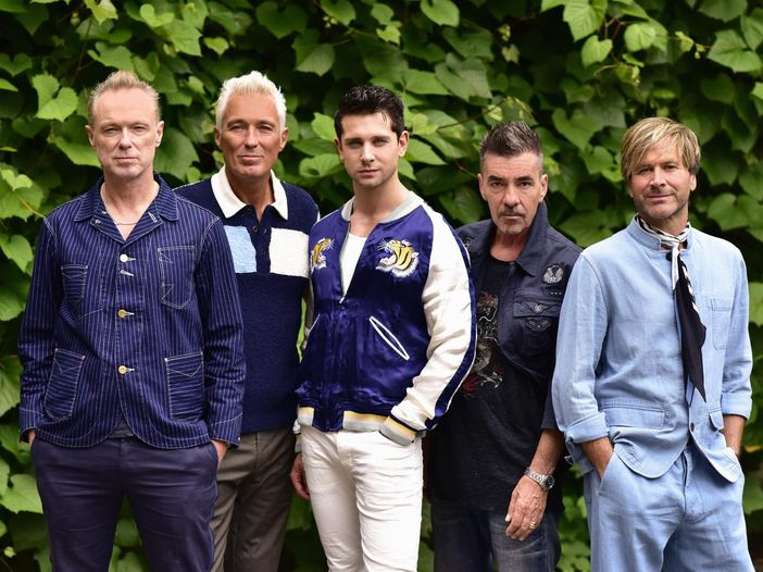 Gli Spandau Ballet presentano 'Soul boys of the western World' - VIDEOINTERVISTA