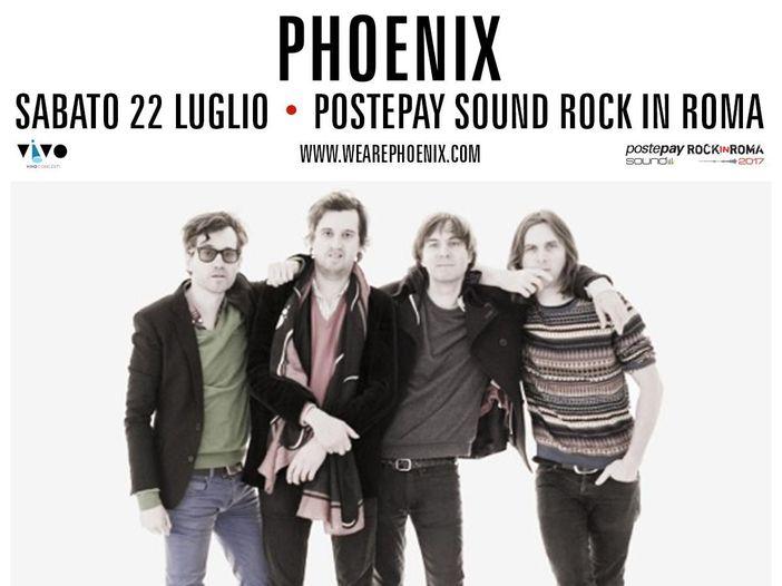 Phoenix, iniziati i lavori al nuovo album