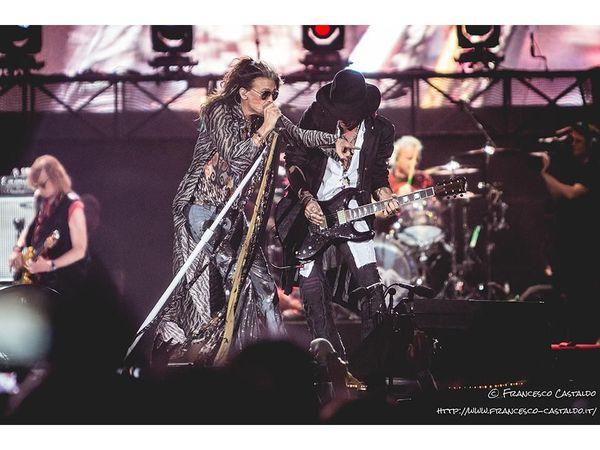 Aerosmith a Firenze: i video del concerto - GUARDA