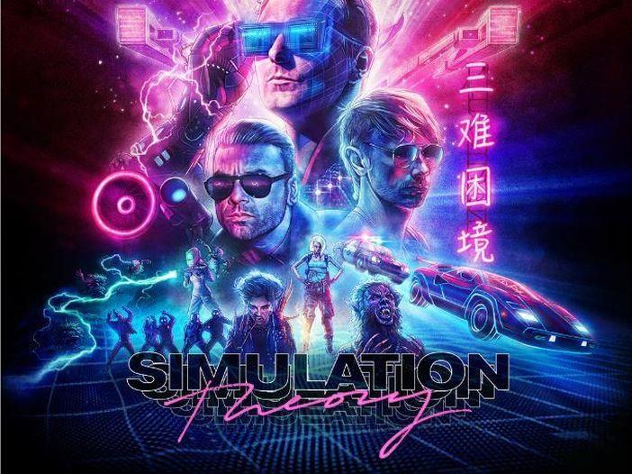 Muse: il nuovo album 'Simulation Theory' esce il 9 novembre – Ascolta l'ultimo estratto 'The Dark Side' – COPERTINA / TRACKLIST