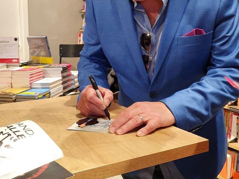 Tony Hadley al Valmontone Outlet, Roma, 20 maggio 2019