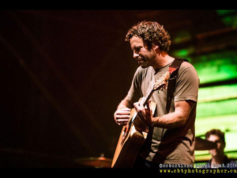 14 luglio 2014 - Pistoia Blues Festival - Piazza del Duomo - Pistoia - Jack Johnson in concerto