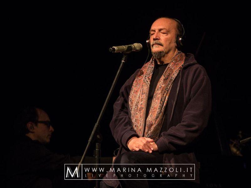 13 marzo 2017 - Teatro Chiabrera - Savona - Juri Camisasca in concerto