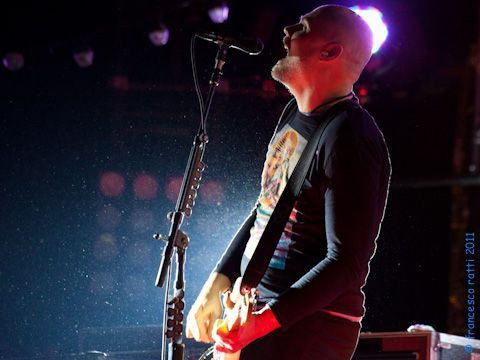 The Smashing Pumpkins: world tour announced