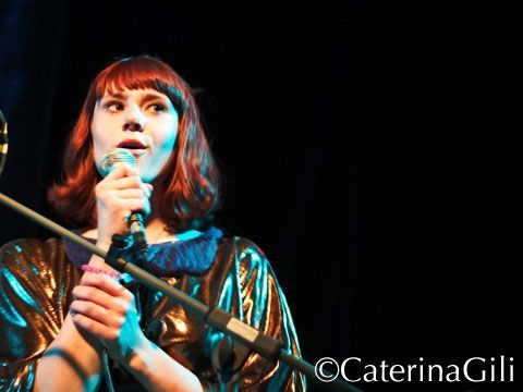 25 Settembre 2010 - Tunnel - Milano - Kate Nash in concerto