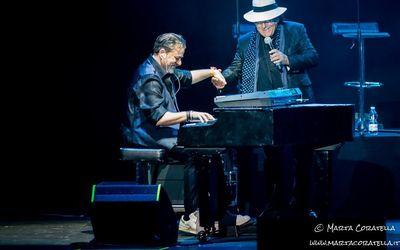 28 luglio 2017 - Auditorium Parco della Musica - Roma - Albano e Romina in concerto