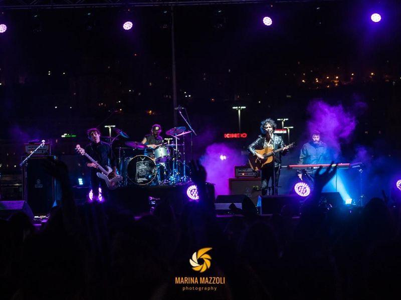 14 luglio 2021 - Balena Festival - Porto Antico - Genova - Zen Circus in concerto