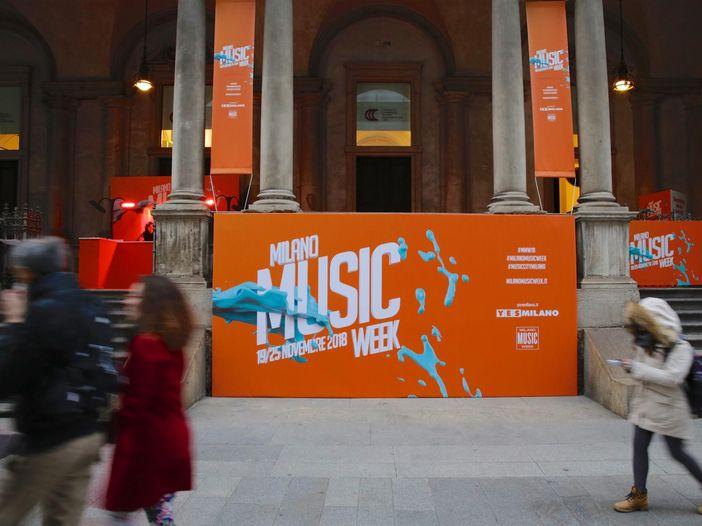 Milano Music Week, il party di chiusura. Già confermata l'edizione 2019