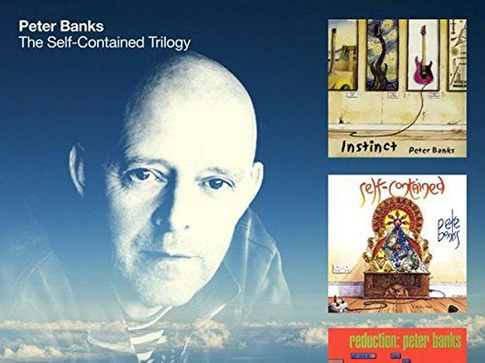 Peter Banks, 'l'architetto del prog'