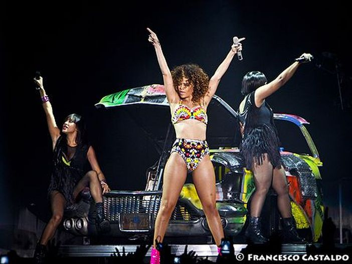 Rihanna: iniziati i lavori sul nuovo disco, previsto per novembre