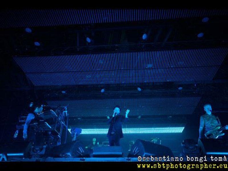 28 novembre 2014 - MandelaForum - Firenze - Subsonica in concerto