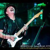 21 luglio 2015 - Pistoia Blues Festival - Piazza del Duomo - Pistoia - Santana in concerto