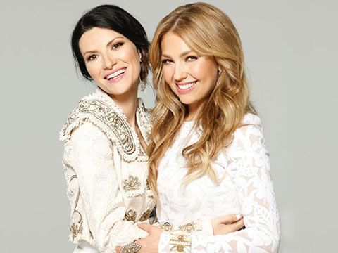 Laura Pausini featuring Thalia: il video ufficiale di 'Sino a ti' - GUARDA