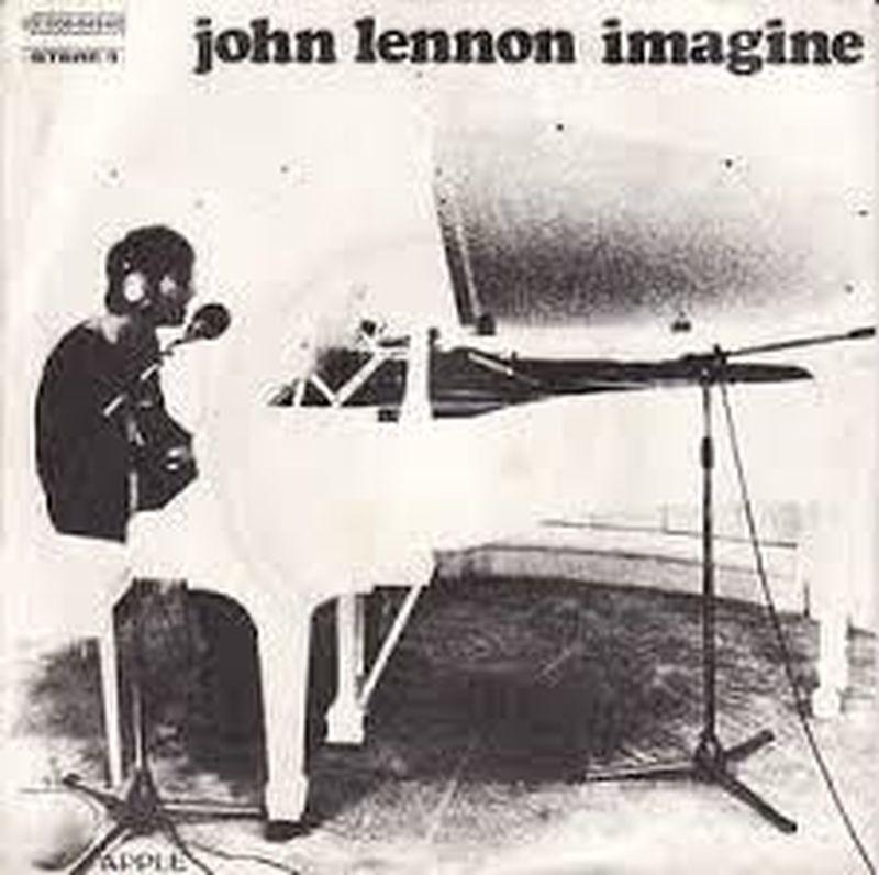 """John Lennon, quasi 40 anni dalla morte: la storia di """"Imagine"""""""