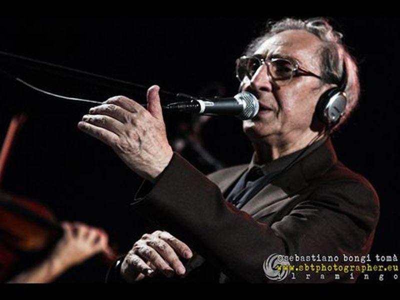 20 luglio 2012 - Lucca Summer Festival - Piazza Napoleone - Lucca - Franco Battiato in concerto
