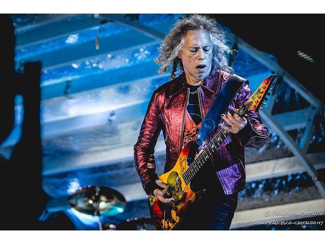 √ Kirk Hammett: 'Mi sono sentito in colpa per aver lasciato gli Exodus per i Metallica'