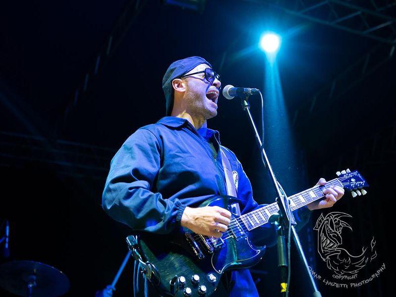 15 giugno 2019 - Langhe Rock Festival - Santo Stefano Belbo (Cn) - Run Chicken Run in concerto